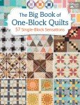 Big Book of One-Block Quilts - softcover