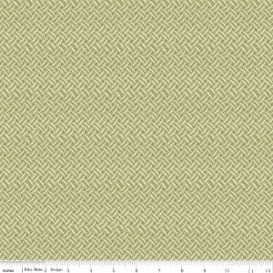 Penny Rose Fabrics Anne of Green Gables C5867 GREEN