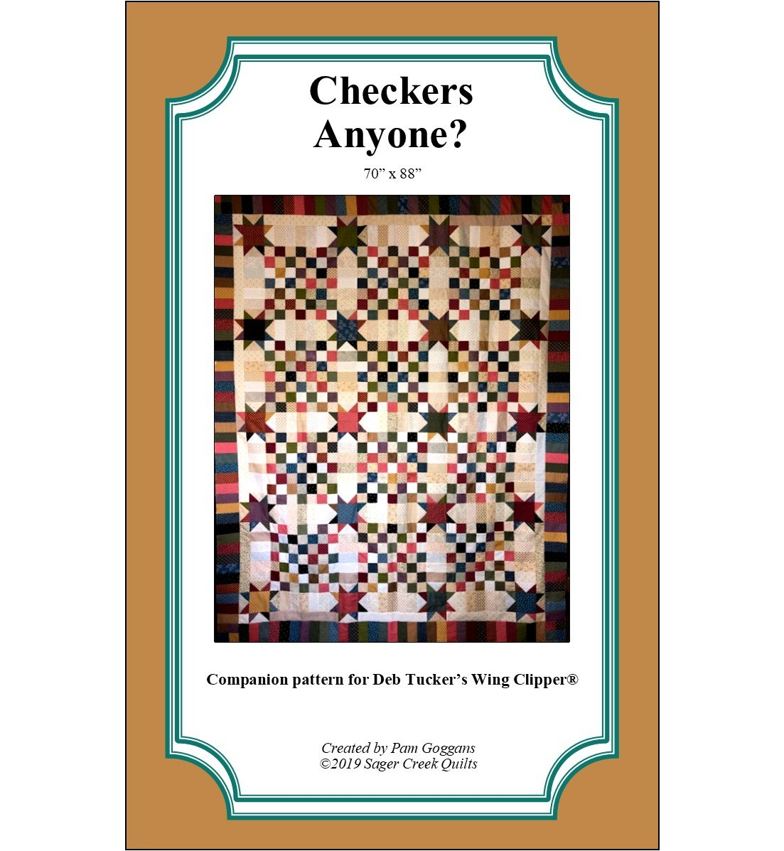 SCQ132 - Checkers Anyone?