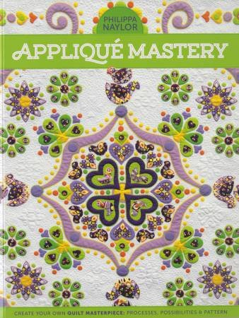 Applique Mastery  - Softcover