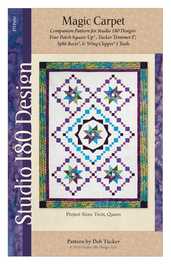 Magic Carpet by Deb Tucker Studio 180 Designs