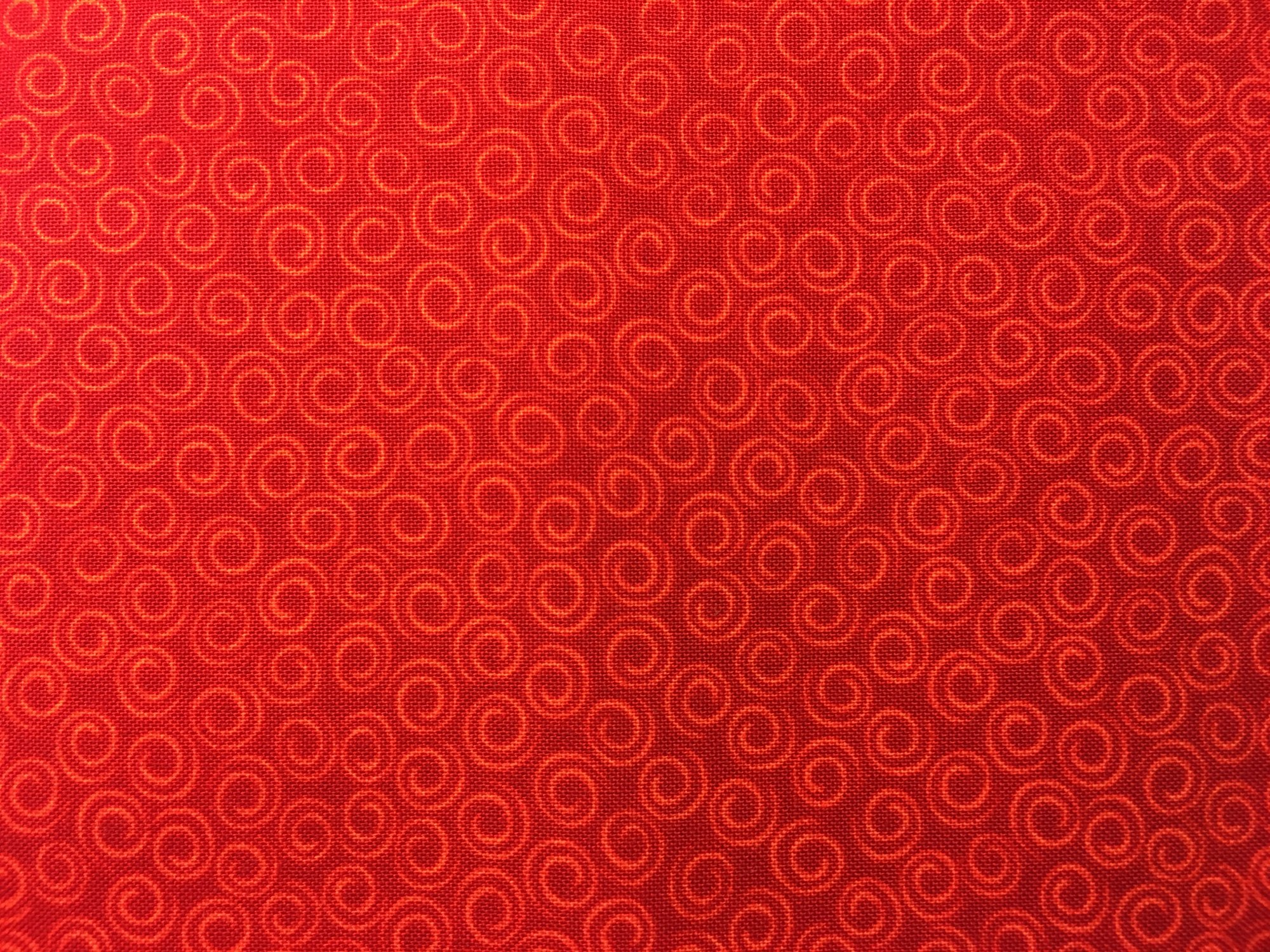 Blank Textiles Hoot Loves You BTR6922 red