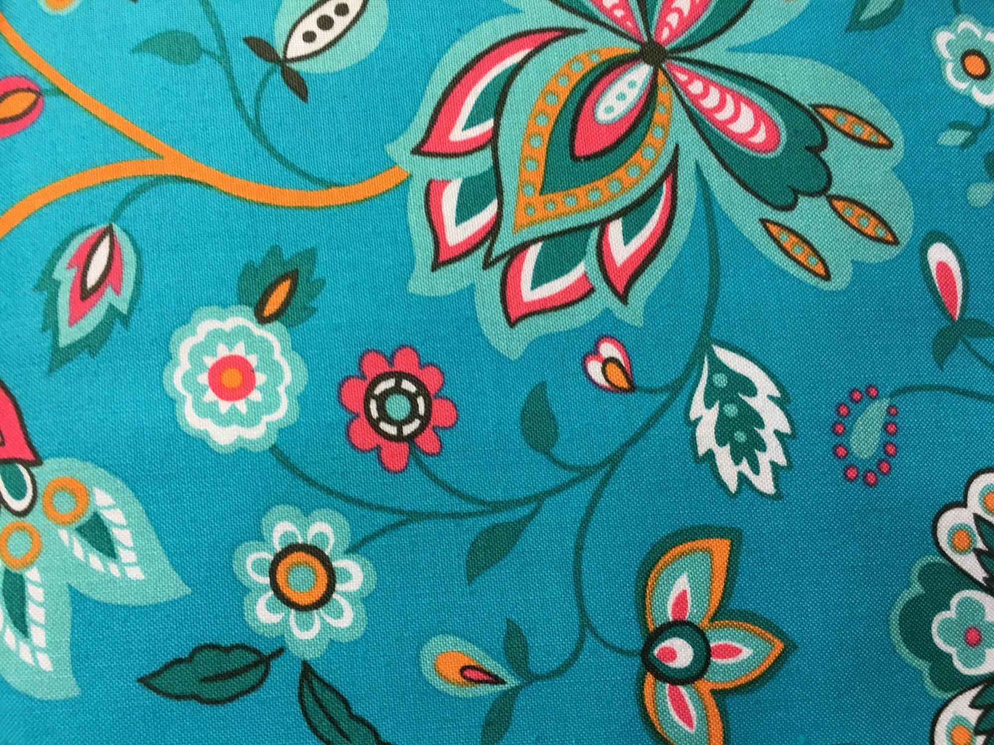 Blank Textiles Sisley BTR6698 Turquoise
