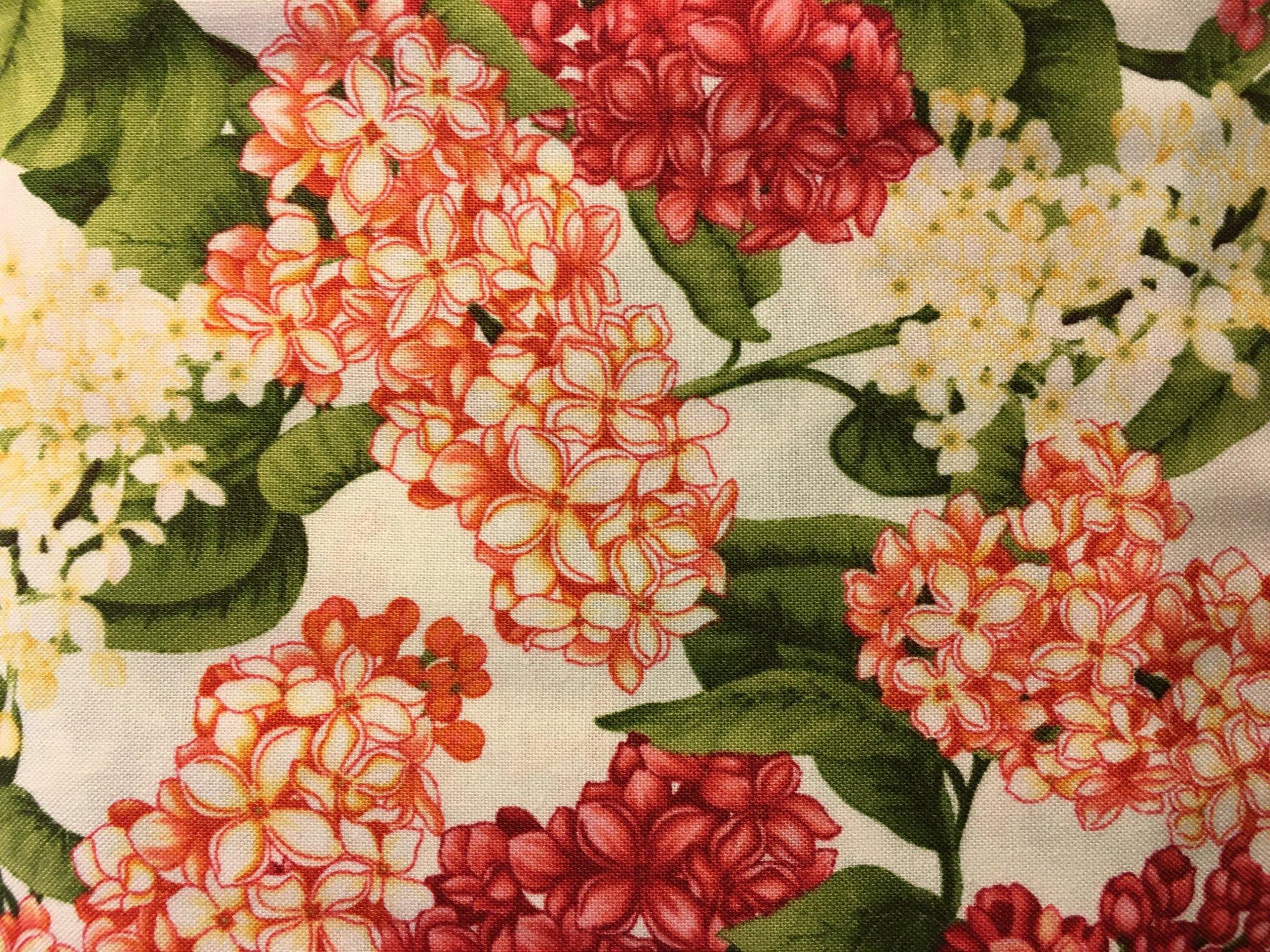 Henry Glass Botanica III - Scarlet 8420 44