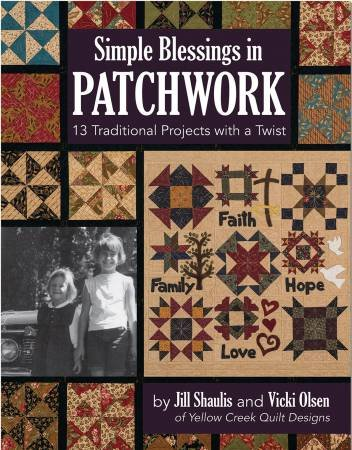 Simple Blessings in Patchwork - Softcover