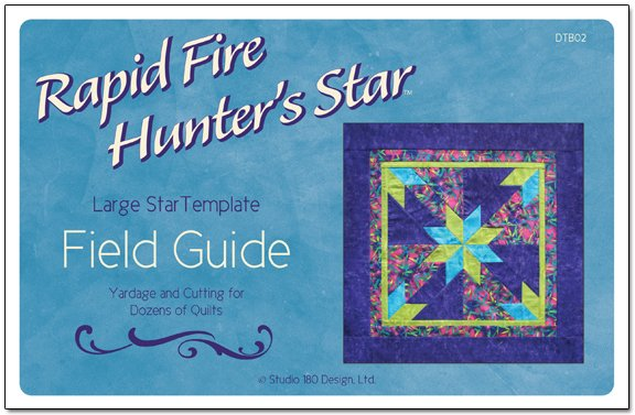 Field Guide - Large Hunter's Star Studio 180 Designs, Deb Tucker