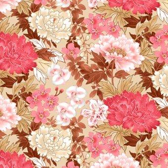 Blank Textiles Michiko 7449 041 TAN