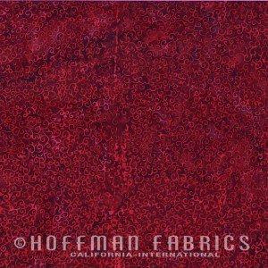 Hoffman N2846 568 Red Velvet