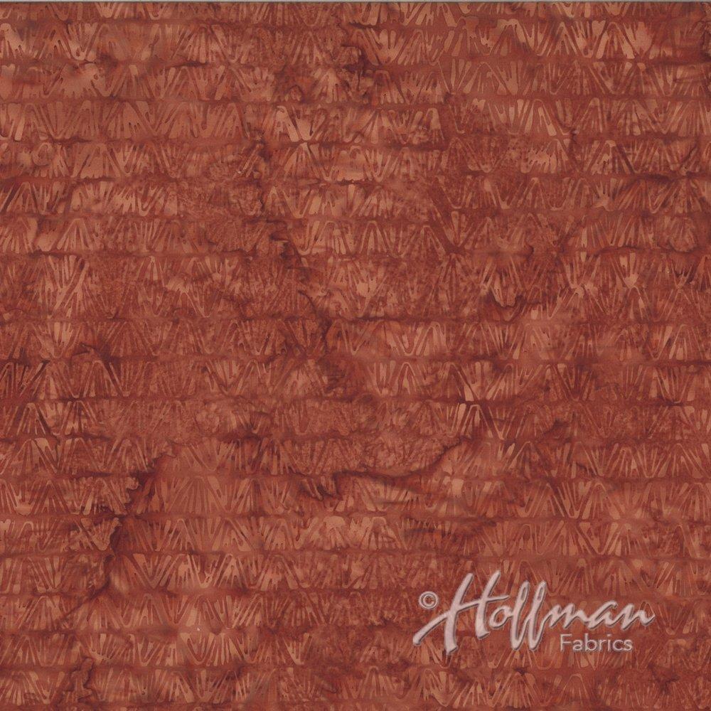 Hoffman Bali Batiks P2929-100 Weave Texture Adobe
