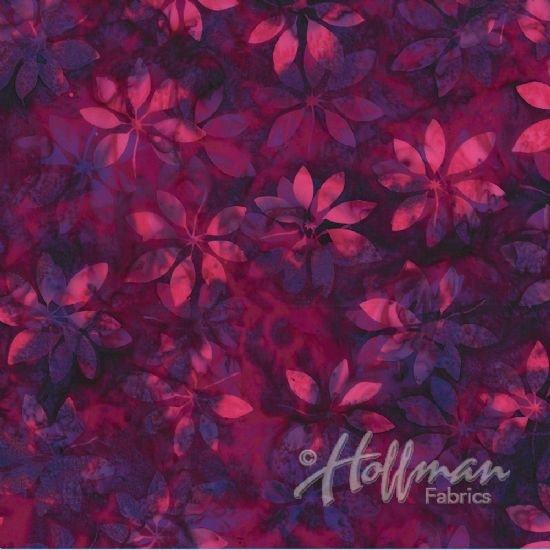 Hoffman Batik P2961 378 Jelly
