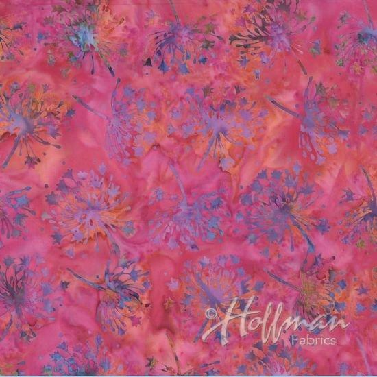 Hoffman Batik P2963 314 Sherbet