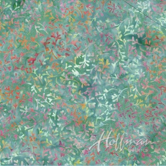 Hoffman Batik P2964 547 Loden