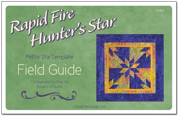 Field Guide: Petite Hunter's Star Studio 180 Designs, Deb Tucker