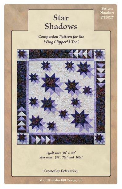 Star Shadows by Deb Tucker Studio 180 Design