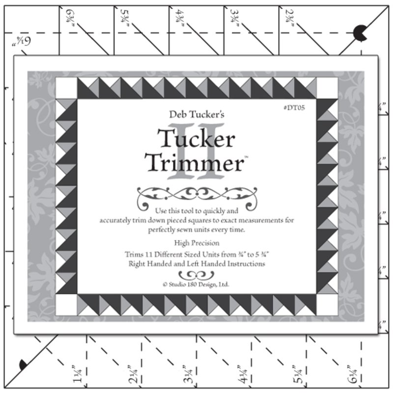 Tucker Trimmer II, Deb Tucker  - Studio 180 Design