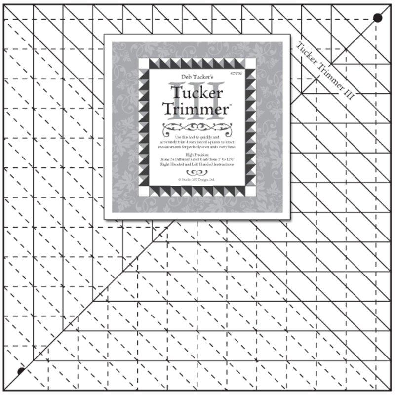 Tucker Trimmer III by Deb Tucker's Studio 180 Design