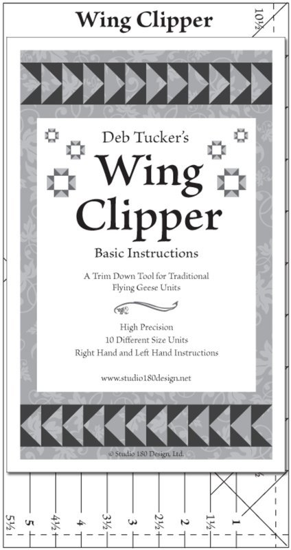 Wing Clipper I by Deb Tucker - Studio 180 Design