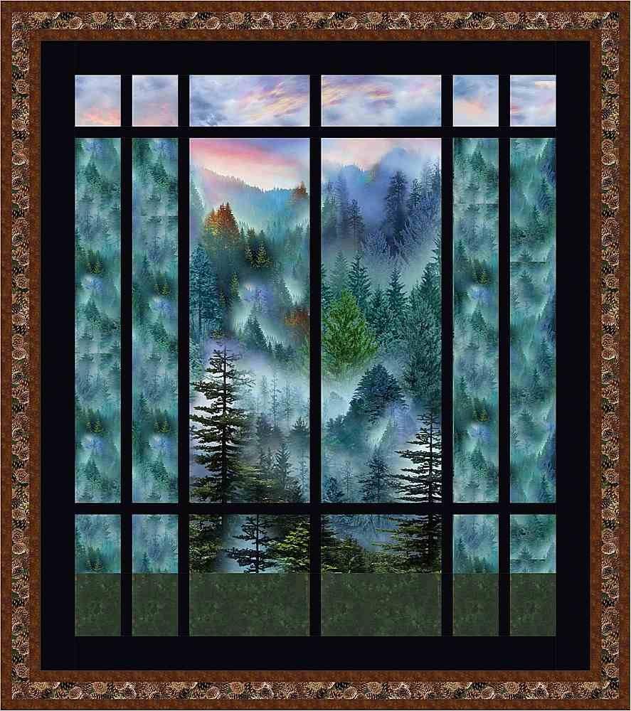 Mountain Vista Window Views KIT