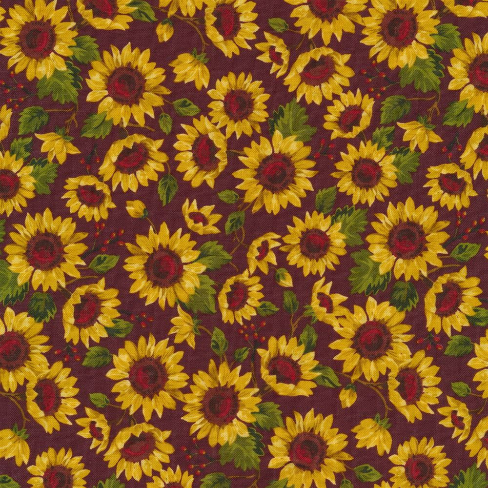 Andover Sunflower Field A-9789-R