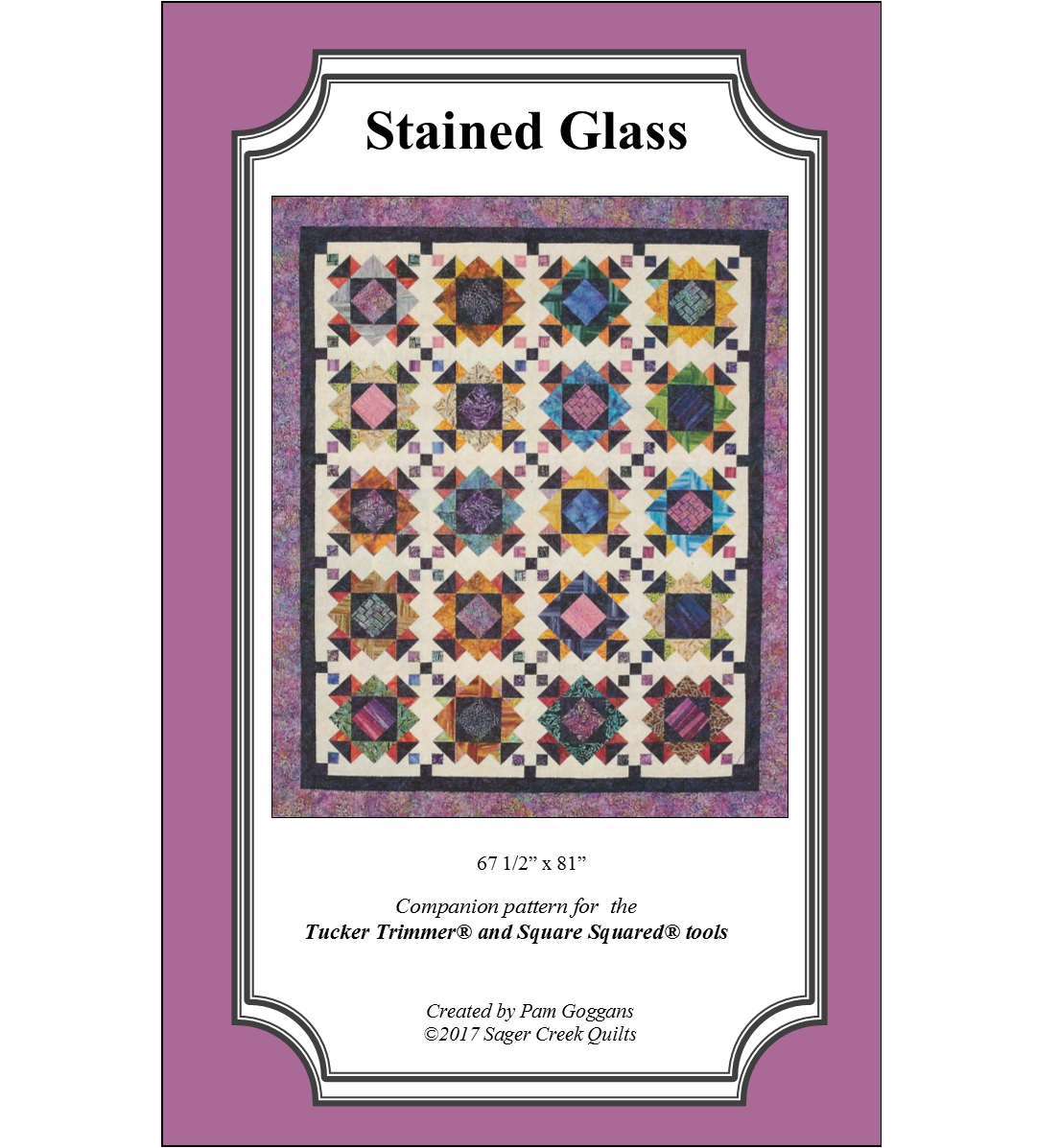 SCQ128 - Stained Glass