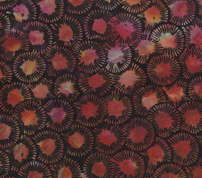 Bali Chop  -Abstact Floral Mid