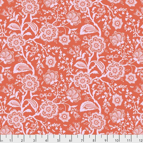 Pinkerville Delight PWTP132 Cotton Candy by Tula Pink
