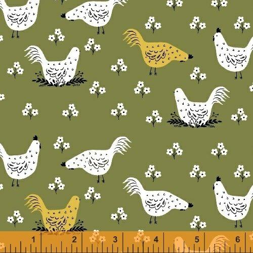 Gardening Chickens 41336 1 Green
