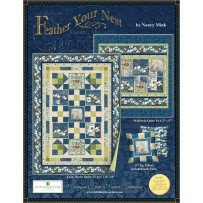 Feather Your Nest Quilt Kit
