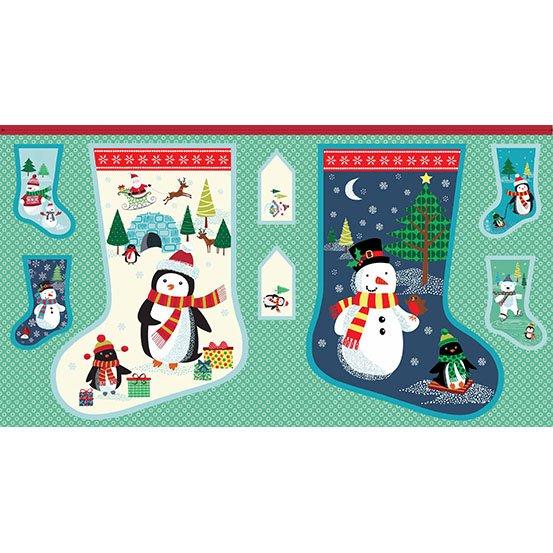 Frosty Large Stocking TP1618 1