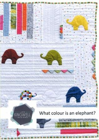 What Colour is an Elephant?