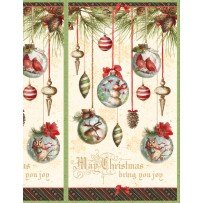 Woodland Holiday Panel 86390 157