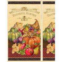 Thankful Harvest Panel 33785 127