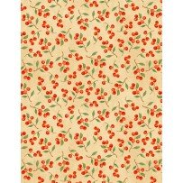 Thankful Harvest 33792 137 Berries Tan