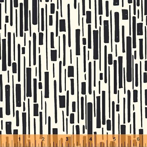 Handmaker 42002 5 Bamboo Black & White