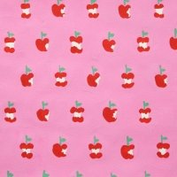 In the Kitchen 8472C Apple a Day Pink