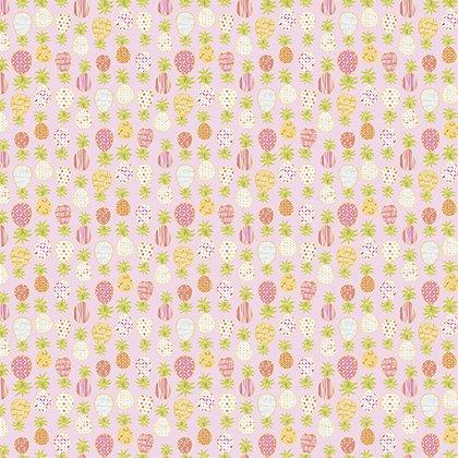 Haute Zahara PWDF273 Mustard - Pineapple