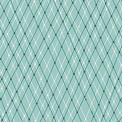 Mingle & Jingle 25921 Q Med Wintergreen Linear Argyle