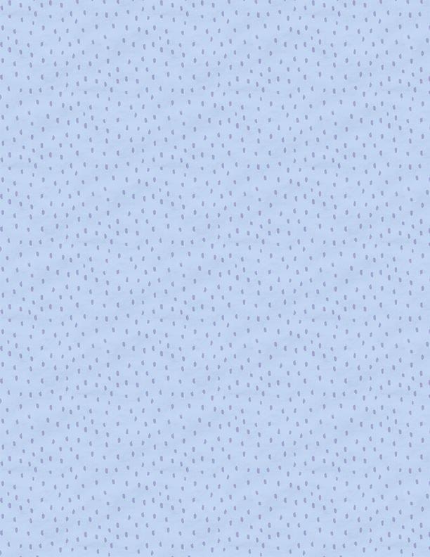 Raindrops & Sunshine 68556-444 Rain Drops Blue