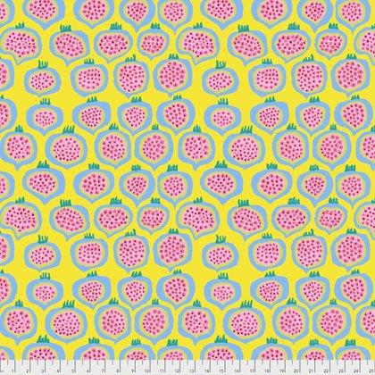 Spring 2018 PWBM067 Yellow - Pomegranate