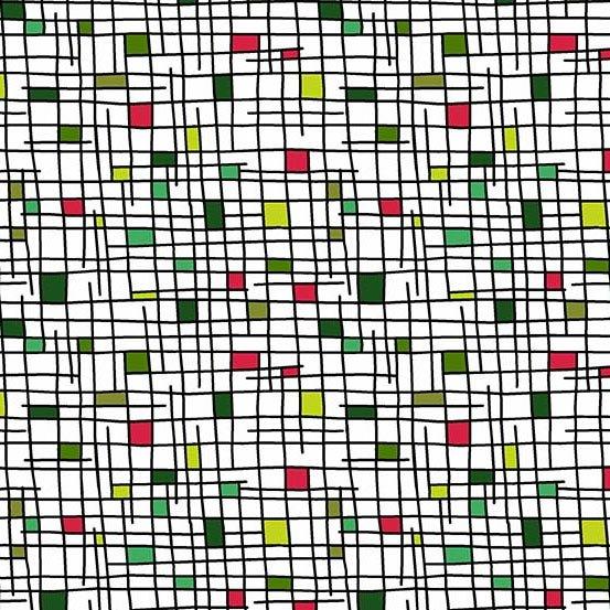 Holiday Tweets A-131-XG Holiday Grid