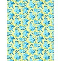 Amorette 98634 547 Roses Yellow/Blue