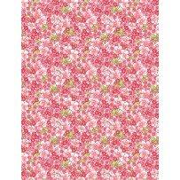 Amorette 98636 137 Packed Floral Pink