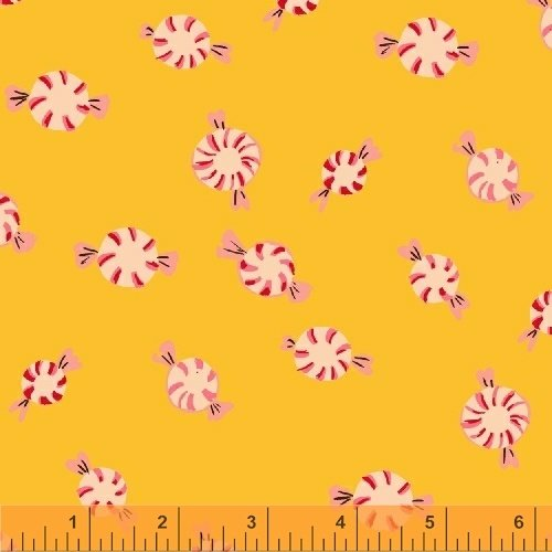 Sugarplum 50167 7 Yellow Peppermints