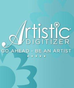 Janome Artistic Digitizer