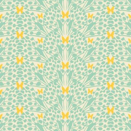 Monarch Grove 26170504-2 Mint Kaleidoscope