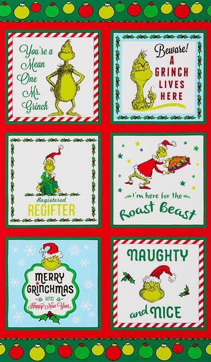 Grinch Stole Xmas 17490-223 Holiday