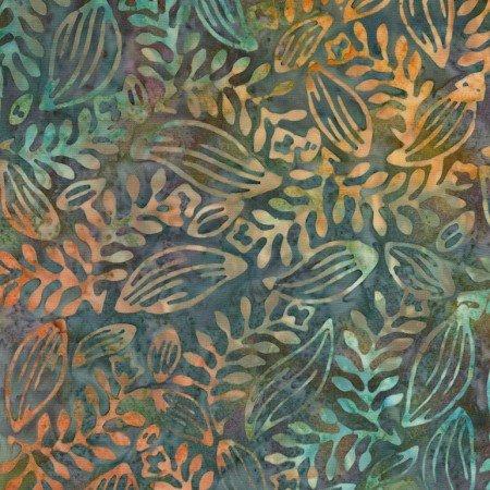 Tonga Poppy B6469 Fiji Herb Batik