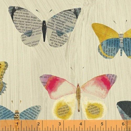 Wonder 50515 1 Sand Newspaper Butterflies