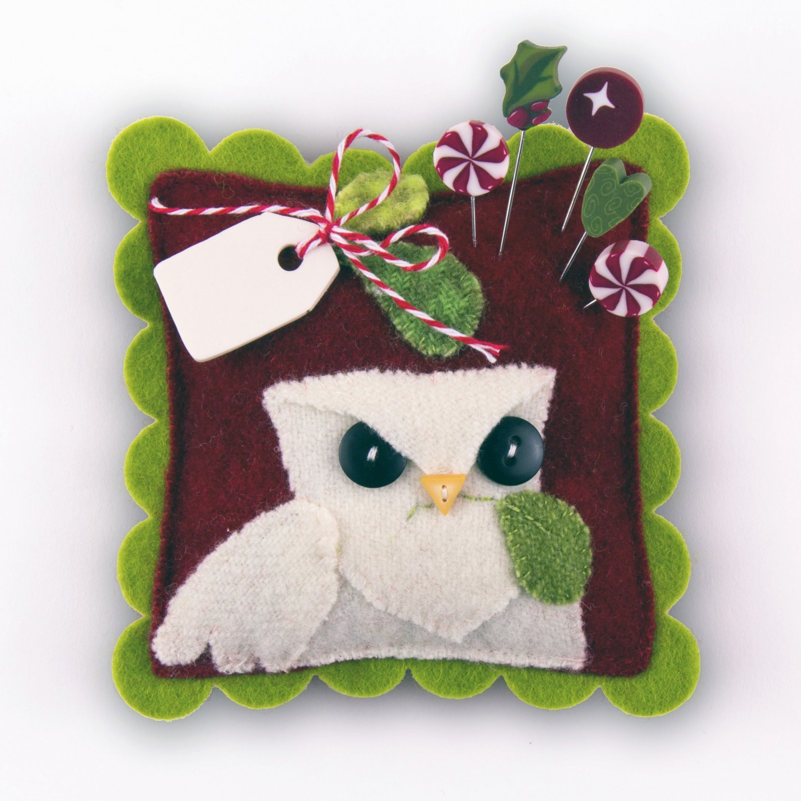 Peppermint Owl Slider Kit