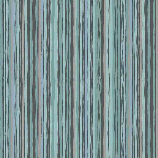 Woodland TP-1899-S2 Dark Wavy Stripe